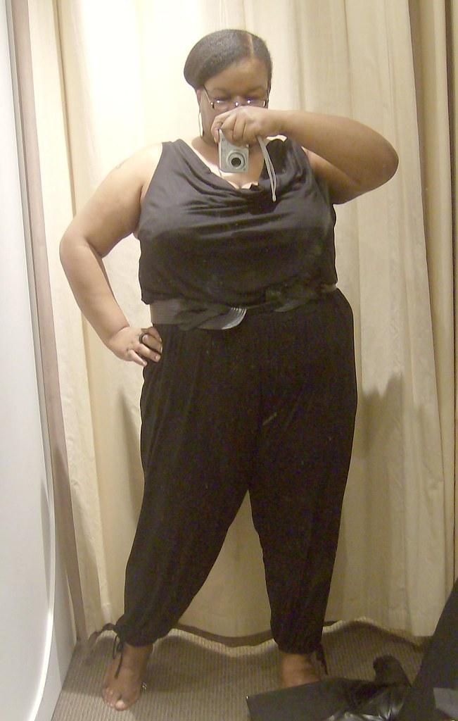Perfect Women Sleeveless Jumpsuits 2015 Women 6XL Black Off Jumpsuit Large Big