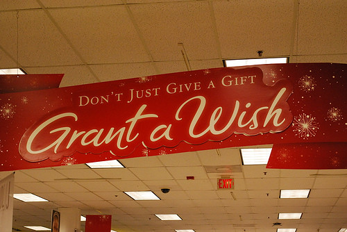 Sears Grant A Wish Program