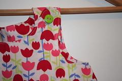Tulip baby dress