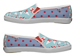 Keds customizado