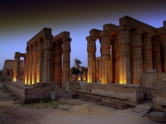 Ancient Temple On The Nile River (Butch Osborne) Tags: travel temple ancient fotografie digitale egypt traveling luxor lifeisgood ramses puravida mustsee supershot egypt2006 pharoa abigfave platinumphoto  overtheexcellence bucketlist goldstaraward thegoldenphoenix artofimages mygearandmepremium mygearandmebronze mygearandmesilver mygearandmegold mygearandmeplatinum mygearandmediamond  aboveandbeyondlevel1 aboveandbeyondlevel2