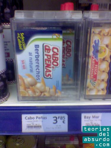 crisis en el supermercado