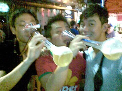 Beer Fest @ Lan Kwai Fong