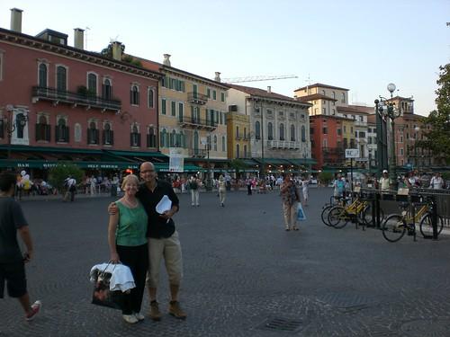 Die Stadt Verona - auch tagsüber einen Ausflug wert