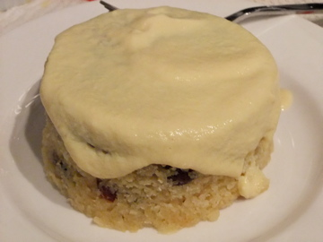 Steamed British Pudding