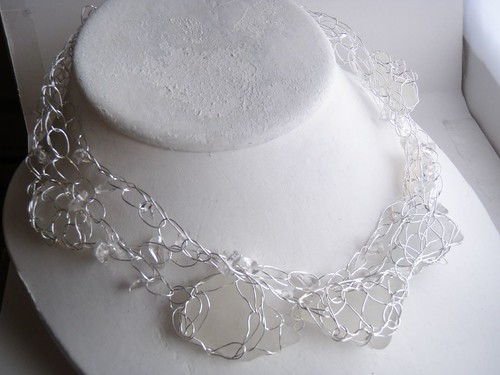 seaglass wire collar