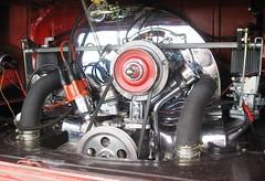 VW Bus Engine (Timitrius) Tags: bus classic car vw vintage volkswagen traction engine fair van camper stokegoldington stokegoldingtonsteamrally