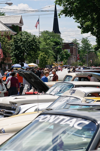18th Annual Millburn Car Show