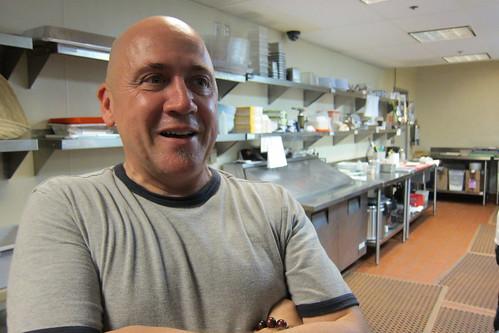LQ @ SK: Chef Laurent Quenioux