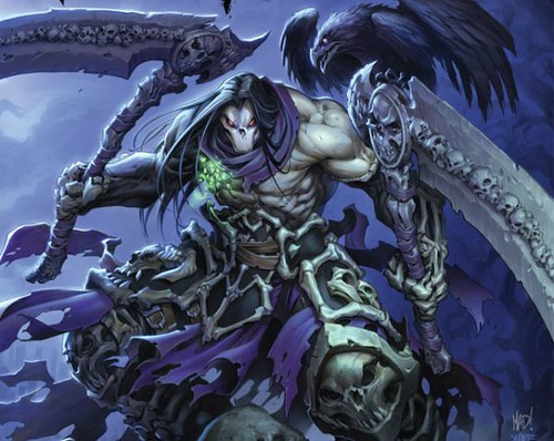 Play Death in Darksiders 2, Solve The Mystery of Apocalypse!