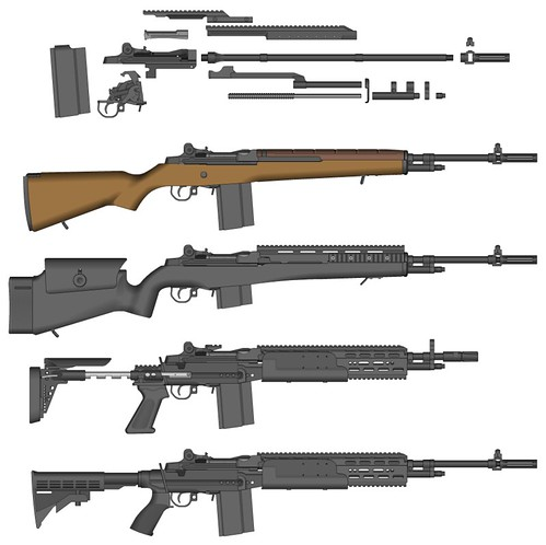 All M14 variants
