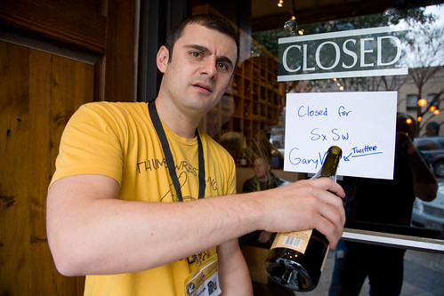 Gary Vaynerchuk at Cork & Co.