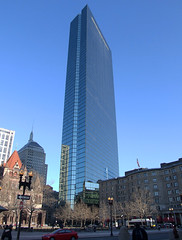 John Hancock Tower, Boston by Uncle Buddha