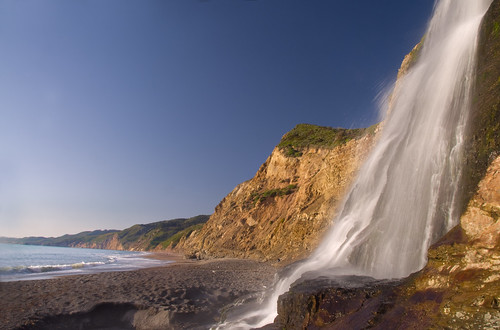 Alamere Falls Looking North