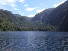 Trek Chaiten - Lagunas - Alerce - Escondidas - laguna