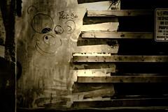 (hurleygurley) Tags: california abandoned window sepia warning elise geometry decay capitola rhett hg flickrmeetup santcruz mythlady rispinmansion elisabethfeldman sequacious santacruzphotosafari