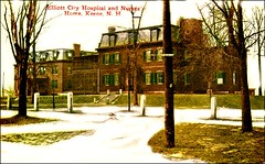 Elliot City Hospital and Nurses Home, Keene NH