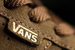 Vans Shoe (Eric Wolfe) Tags: california usa closeup shoes unitedstates vans products fullerton original:filename=200604148800jpg