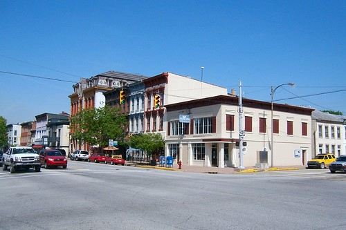 NW corner Main and Jefferson