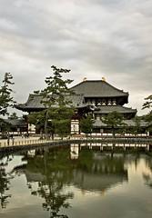 Nara, visioni cartoliniche (la_febbra) Tags: nara giappone nuvoloso pomeriggio cartolinato