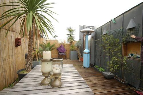 fashion terrace design