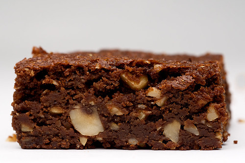 Gianduia Brownies