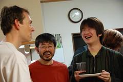 theo, shima and yuo