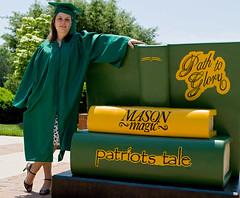 Heather -  GMU Graduation - 2008 (Mountain Visions) Tags: college virginia university heather va fairfax georgemason gmu pentaxsmcpda35mmf28