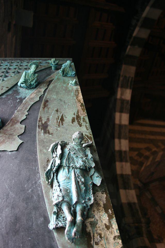 Porto Venere - Church Door 6