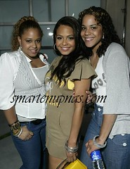 christina milian and her sexy sisters