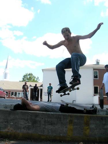 Jonesboro skater