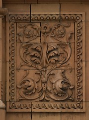 Terra Cotta Ornament at The Bourse (Philadelphia, PA)