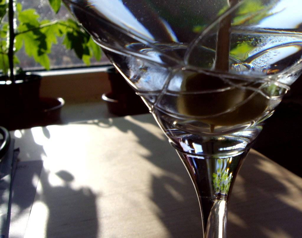 Friday Night Martini