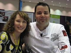 George Duran and Gwen Reyes