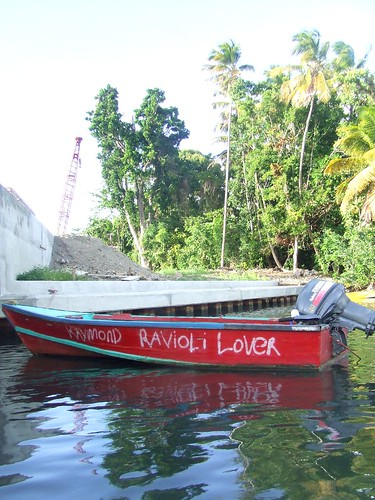 Riverboat, Dominica