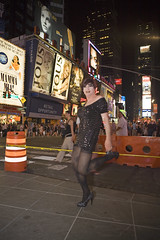 YOGURINHA BOROVA  en NEW YORK
