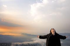 Thank you..... (Mariposa de Amor ( Photo-Dream )) Tags: nepal camp me clouds sunrise nikon asia foto fotograf diana romania himalaya pokhara base annapurna sanctuary cluj clujnapoca fotografa d300 18200mm mywinners aplusphoto mariposadeamor wwwphotodreamblogspotcom vasloban