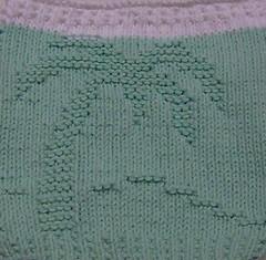 June Dishcloth (Tosh L.) Tags: knitting kal dishcloths ravelry
