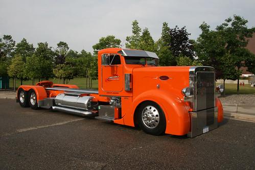 custom peterbilt truck
