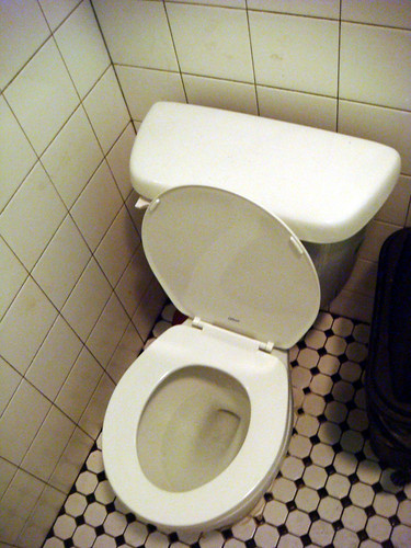 florent restaurant toilet