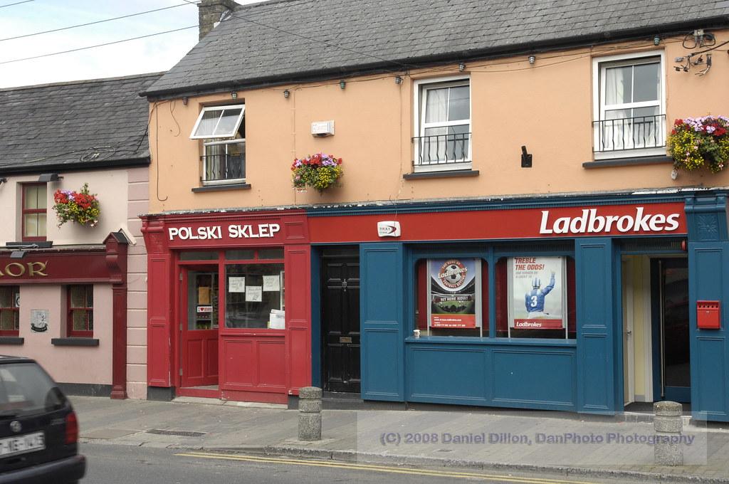 82c8ee3c14e29 DanPhoto_Flickr_2008-07-05 17-13-25__DSC0402 (photodillon) Tags: ireland.  Interesting mix of shops ...
