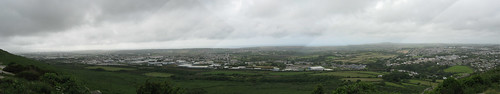 View from the Castle (Carn Brea)