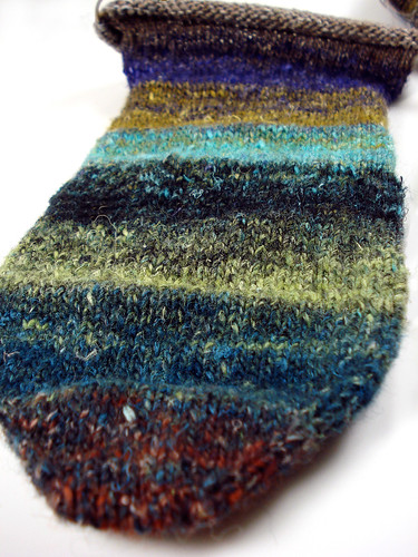 Craig's Silk Garden Sock