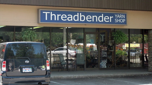 Threadbender- Door