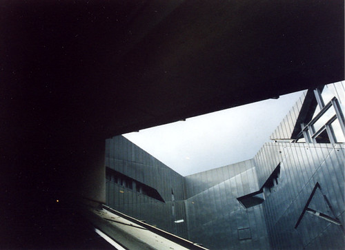 Libeskind jewish museum berlin