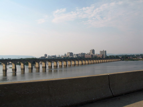 Susquehanna River, Central Pennsylvania, July 2008, photo © 2008 by QuoinMonkey. All rights reserved.