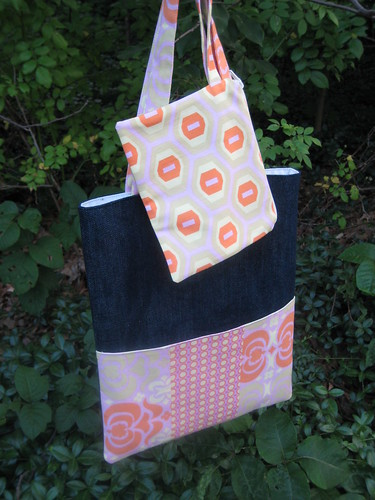 Tote & Zippered Pouch
