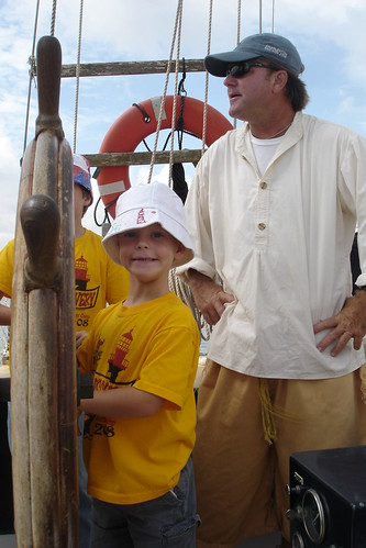 Over and Under the Sea/ Explorers over and Under the Sea Week 6 Schooner Freedom