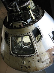 Apollo Command Module (jurvetson) Tags: museum smithsonian dc washington space capsule cm used skylab airspace apollo module