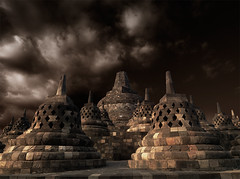 Borobudur temple, Java, Indonesia (Eric Lafforgue) Tags: old stone indonesia temple java asia unesco hasselblad asie indonesie borobudur indonesi indonesien worldheritage borobodur  indonsie h3d  indonezja lafforgue indoneesia   endonezya indonezija  beteille   indonzia indonezia indnesa  indonzija indonezio indoneziya indonisa
